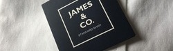 JAMES&CO STANDARD SHIRT