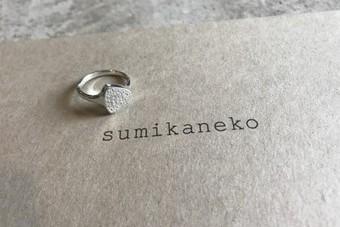 sumikaneko スミカネコ 08RO1 Silverシルバーリング 9号