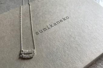 sumikaneko スミカネコ 15NO5 silver シルバー ネックレス