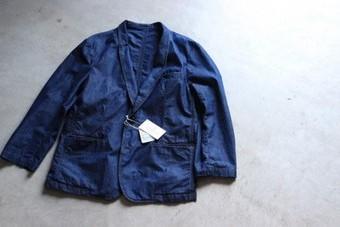 The Stylist Japan SHAWL COLLAR RIPSTOP JK TSJJ-110