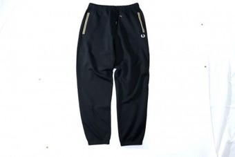 FRED PERRY フレッドペリー LOOPBACK SWEAT PANT T8510