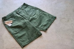 orSlow オアスロウ US ARMY FATIGUE SHORT PANTS01-7002-16