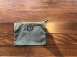 orSlow オアスロウ POUCH ARMY 03--021--76