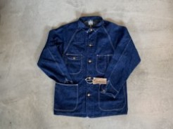 orSlow オアスロウ unisex 50'S denim coverall one wash