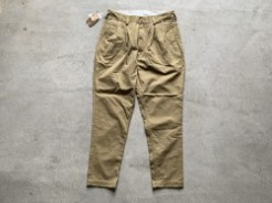 orSlow オアスロウ MEN'S BILLY JEAN KHAKI 01-5560-40