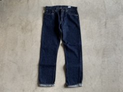 orSlow オアスロウ IVY FIT DENIM 107(ONE WASH)